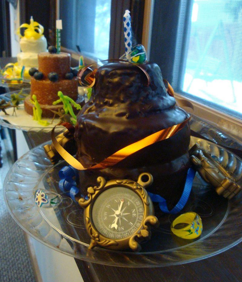 Cake mel