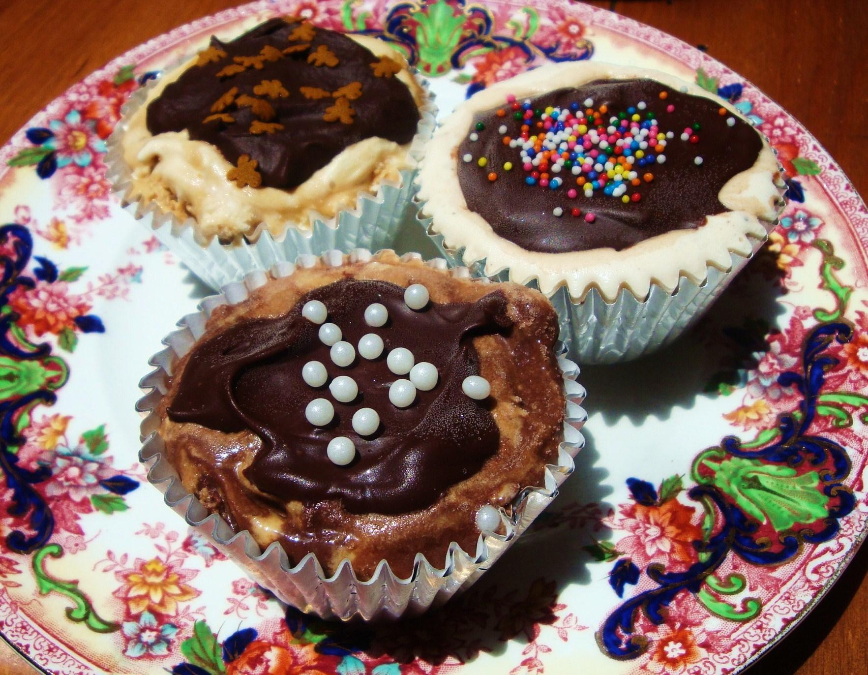 Brownie Bottom Ice Cream Cupcakes Brownie Bottom Ice Cream