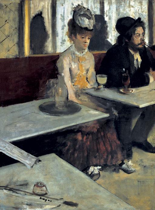 Degas-glassofabsinthe