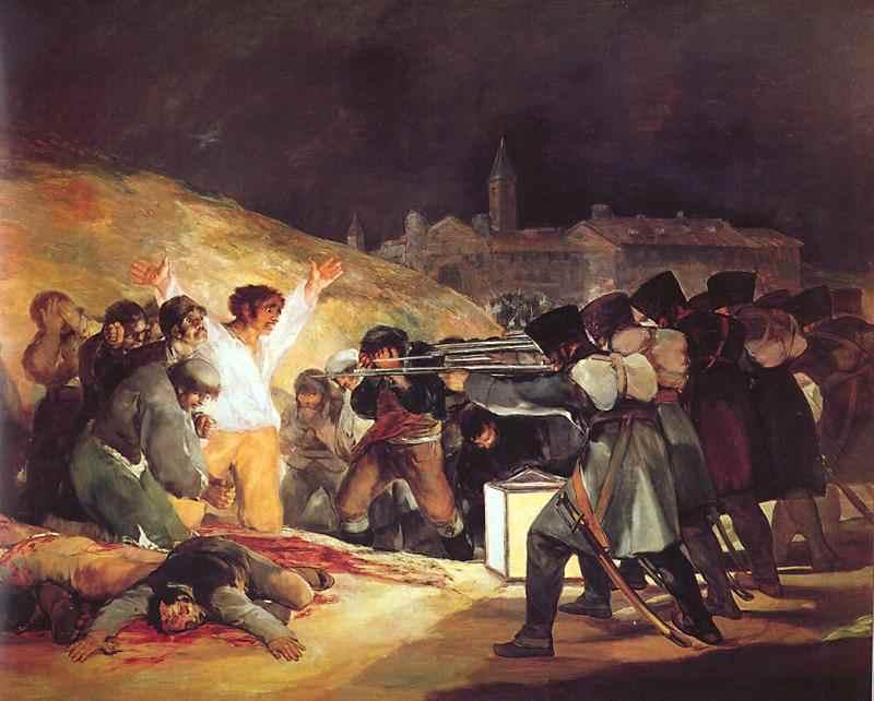 Goya-the-third-of-may