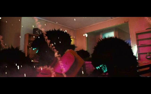 Aliens attack the block 2