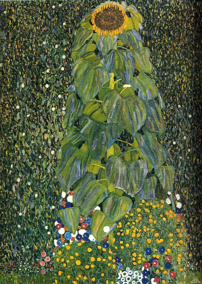 The-sunflower-1907